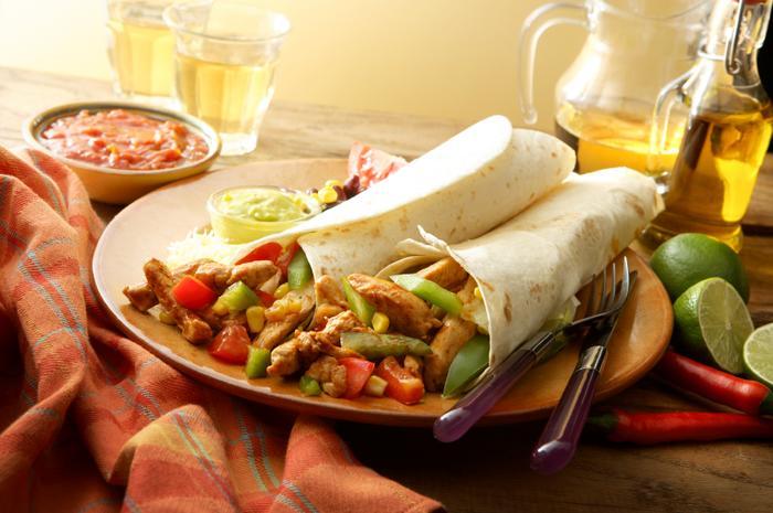 Kuchnia Meksykańska Tortilla Chleb Powszedni Podrozesepl