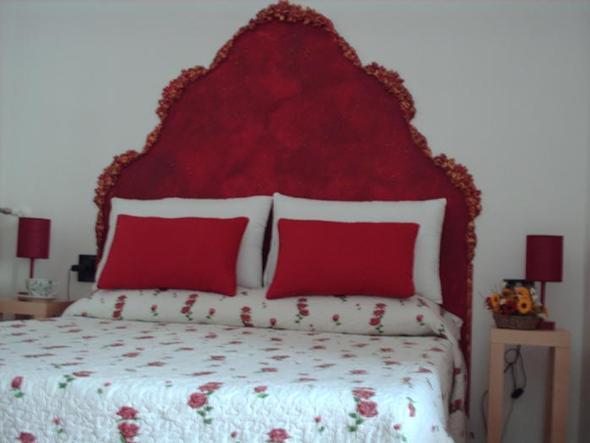 Włoskie łoże