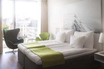 Malmö: Hotel Duxiana