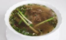 Pho Bo - Zupa Pho z wołowiną