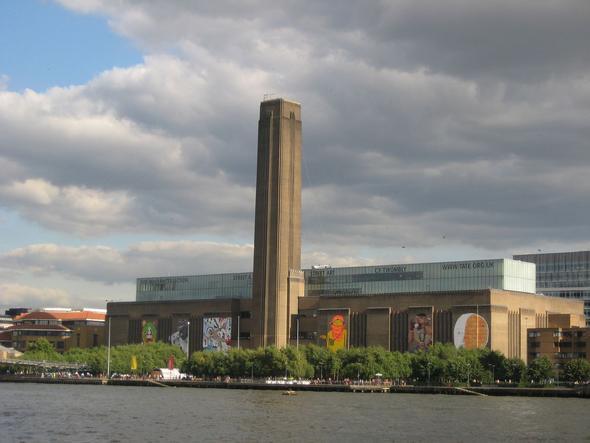 Tate Modern nad Tamizą
