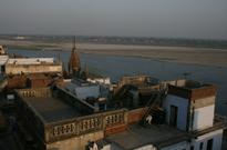 Varanasi, Indie: Hostel Shanti Guest House
