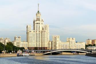 Moskwa: Hilton Moscow Leningradskaya