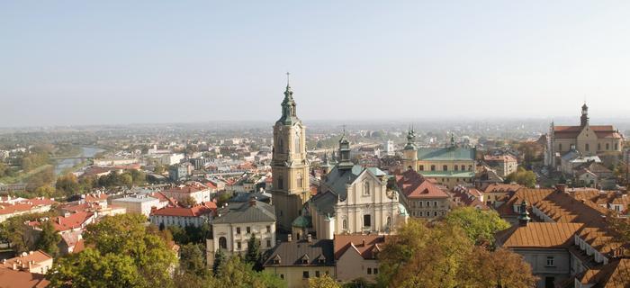 Przemyśl dzieli nie tylko San, ale i historia. Do dziś pokutuje podział na część polską i ukraińską.