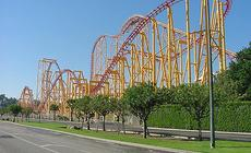 Park rozrywki Six Flags Magic Mountain
