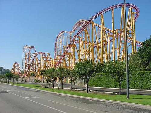 Park rozrywki Six Flags Magic Mountain
