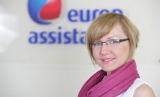 Joanna Bełza- Szewc z Europ Assistance Polska