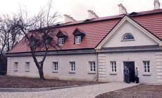 Zamek Ujazdowski na fresku