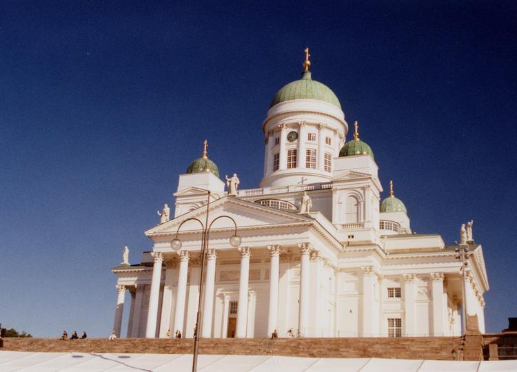 Katedra luterańska w Helsinkach