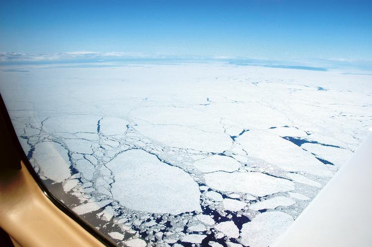 Lecimy ze Stanów w kierunku kanadyjskiego Labradoru