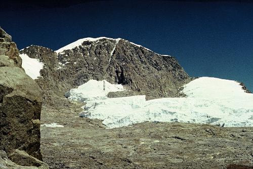 Pico Colon. Fot. Andrzej Sokołowski