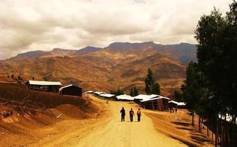Etiopia - Ras Dashen 2011