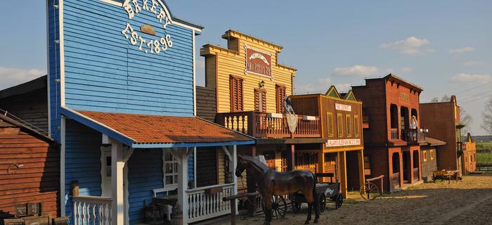 Miasteczko Westernu