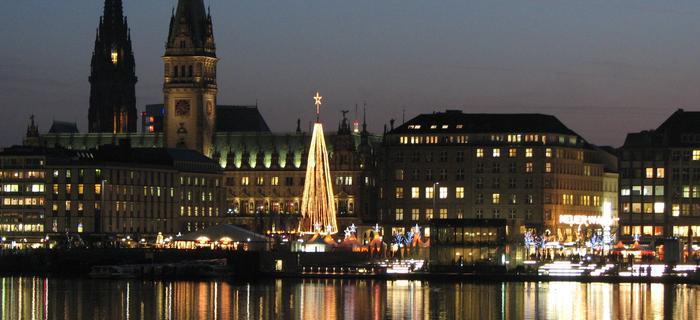Hamburg - miasto przyjazne środowisku