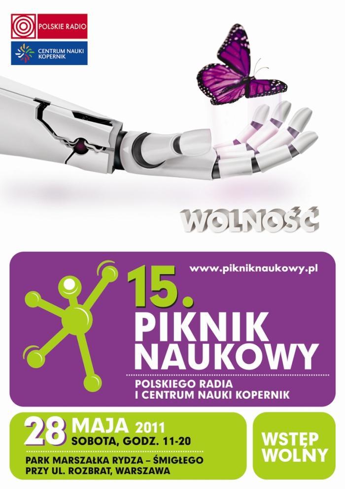 15. Piknik Naukowy Polskiego Radia i Centrum Nauki Kopernik