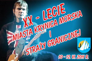 XX-lecie Miasta Krynica Morska i Straży Granicznej