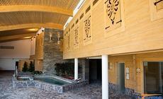 Oprócz basenów w kompleksie znajduje się także saunarium