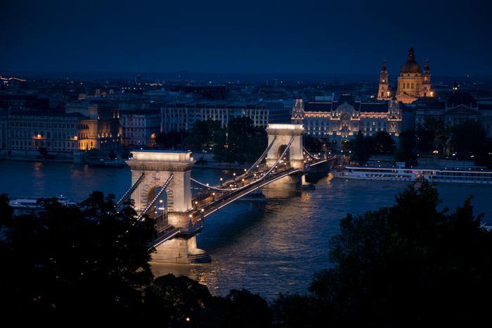 Most Łańcuchowy im. Istvana Szechenyiego