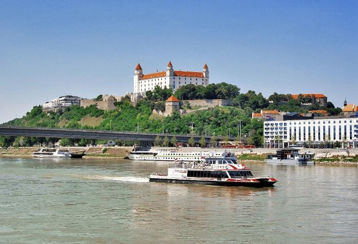 Zamek Królewski nad Dunajem