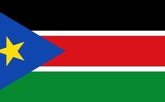 flaga południowego Sudanu