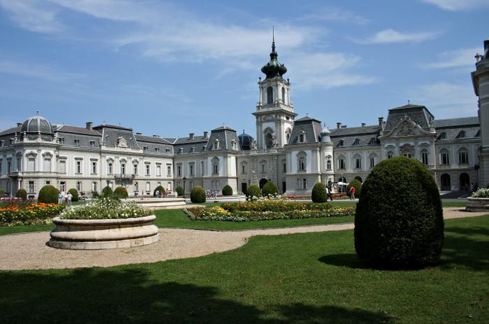 Pałac Festeticsów w Kesztheley