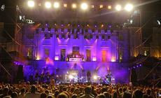 Festiwal Pozytywne Wibracje w Pałacu Branickich w Białymstoku