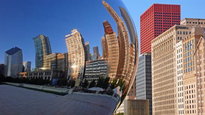 Wieżowce w Chicago