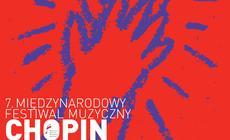 Plakat Festiwalu Chopin i jego Europa