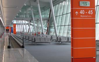 Pirs południowy na Lotnisku Chopina