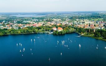Szczecinek - panorama miasta