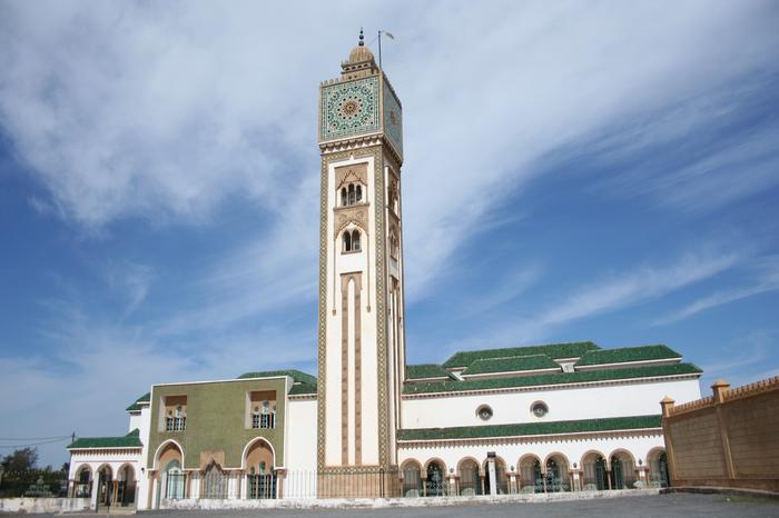Meczet w Rabacie