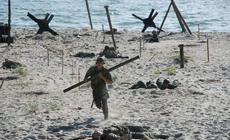 Operacja D-Day 2011 na Helu