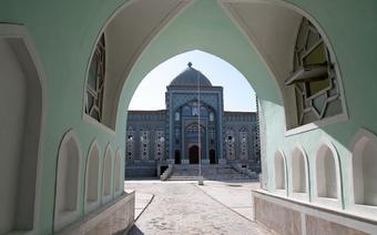 Meczet w Tadżykistnie