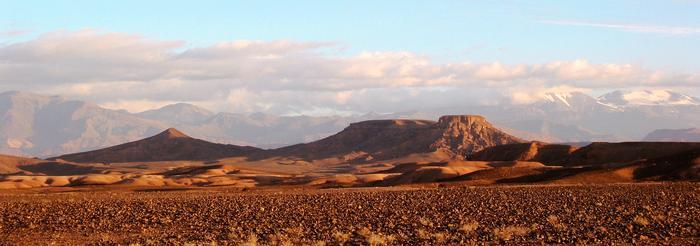 Maroko: Góry Atlas
