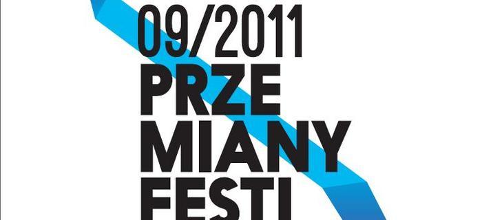Logo Festiwalu Przemiany