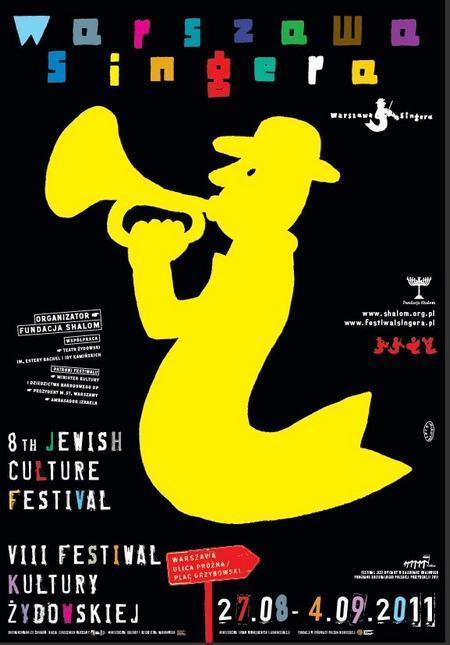 Festiwal Kultury Żydowskiej Warszawa Singera 2011