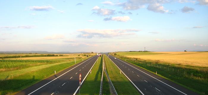 Już niedługo taki widok czeka kierowców aż do granicy niemieckiej