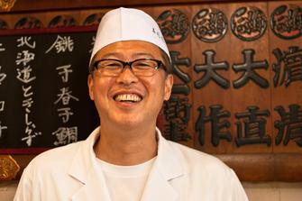 Japonia: Restauracja Sushi Dai