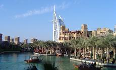 Nowy symbol Dubaju - luksusowy hotel Burj Al Arab
