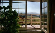 Villa Toscana i widok na Tatry