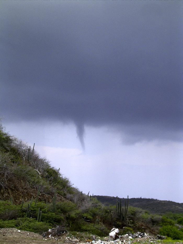 Tornado safari - pomysł podróży dla odważnych