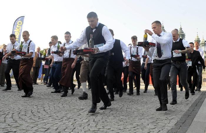 Poznański Bieg Kelnerów