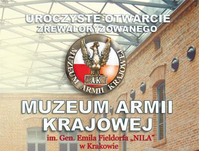 Otwarcie Muzeum AK