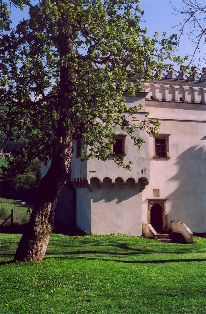Pałac W Szymbarku