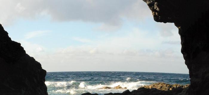 Skaliste wybrzeże El Hierro