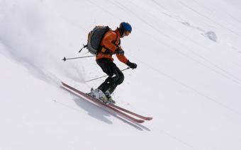 narciarz