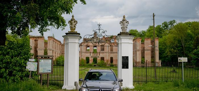 Pałac Finkelsteina w Kamieńcu.