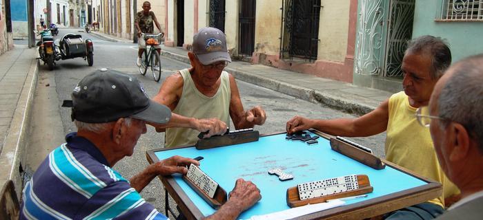 Życie kubańskiego miasta Camaguey