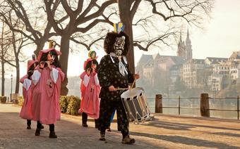 Karnawał w Bazylei