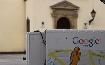 Pojazd Google Street View w Tarnowie